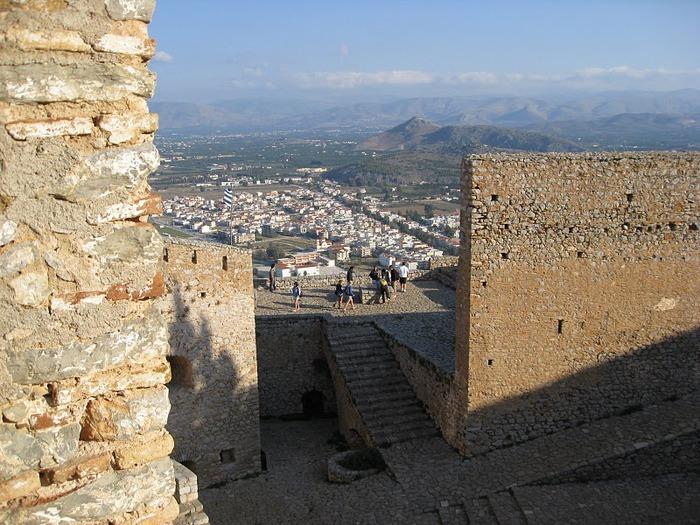 Крепость Паламиди 84473