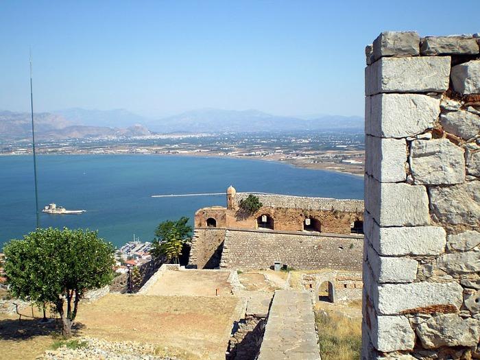 Крепость Паламиди 21447