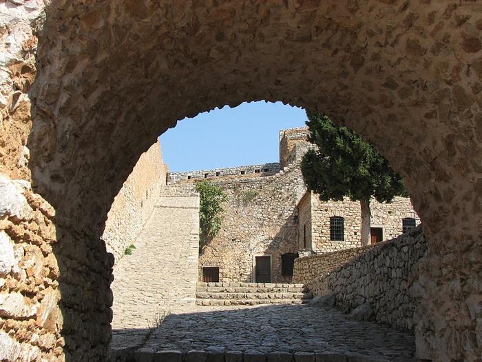 Крепость Паламиди 81124