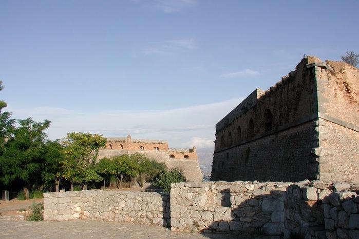 Крепость Паламиди 61866
