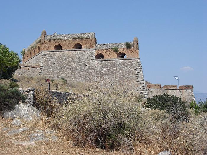 Крепость Паламиди 13377