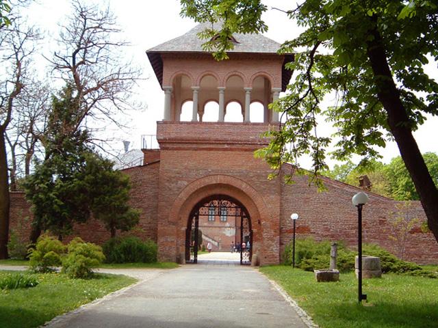Дворец Могошоая - Palatul Mogosoaia 77138