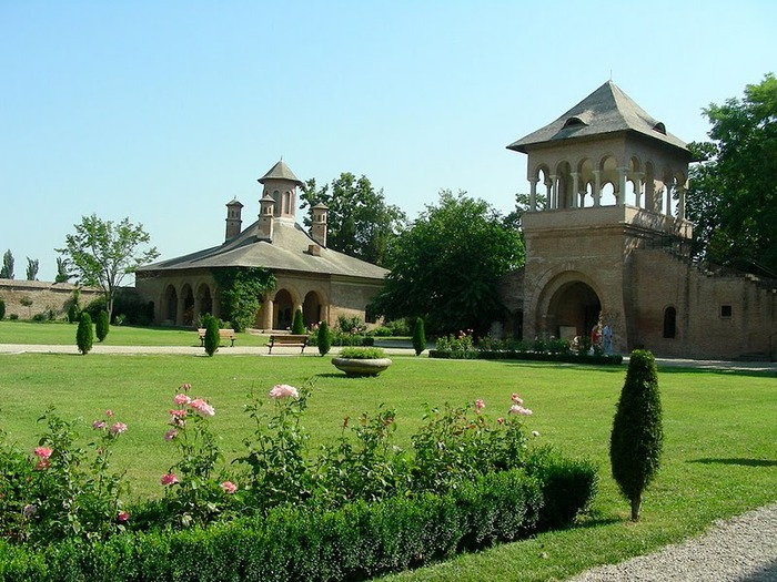 Дворец Могошоая - Palatul Mogosoaia 18271