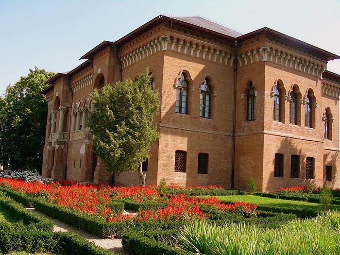 Дворец Могошоая - Palatul Mogosoaia 62609