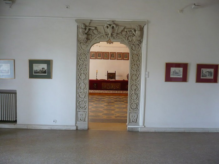 Дворец Могошоая - Palatul Mogosoaia 30609
