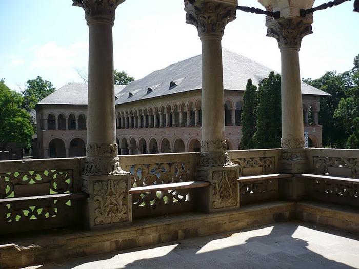 Дворец Могошоая - Palatul Mogosoaia 72694
