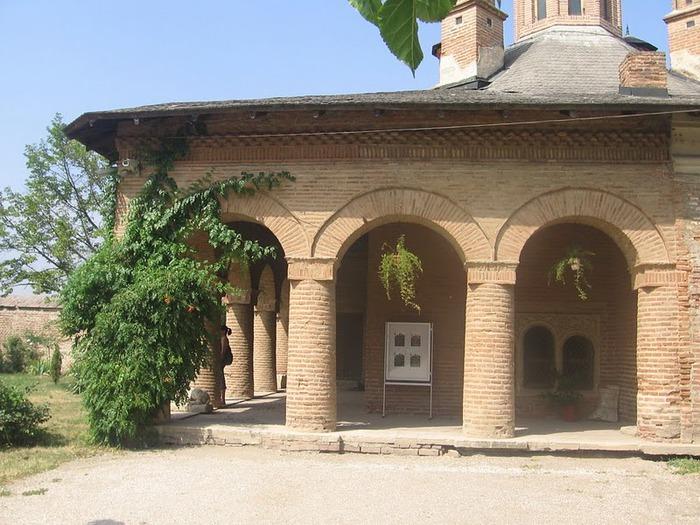 Дворец Могошоая - Palatul Mogosoaia 99473