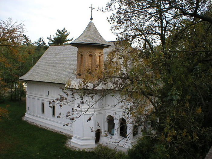 Дворец Могошоая - Palatul Mogosoaia 59778