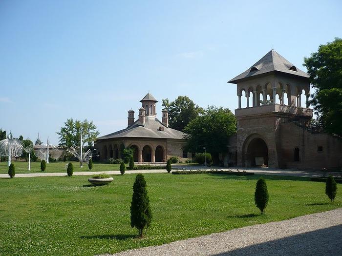 Дворец Могошоая - Palatul Mogosoaia 15768