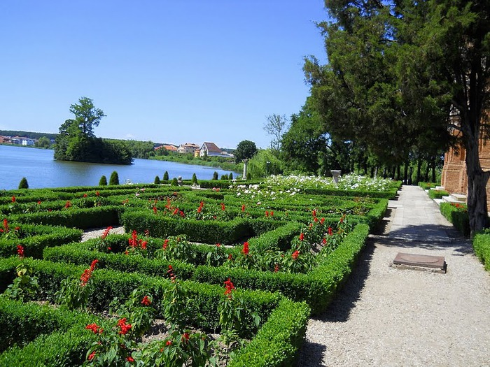 Дворец Могошоая - Palatul Mogosoaia 96137