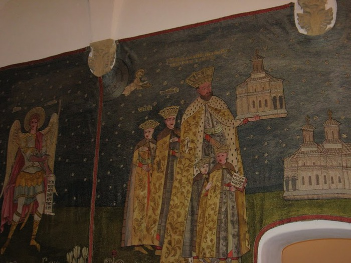 Дворец Могошоая - Palatul Mogosoaia 52548