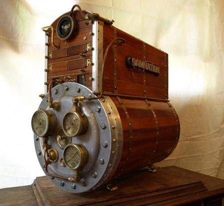 13 крутейших гаджетов в стиле Steampunk 5