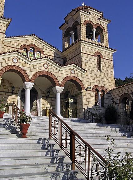 Монастырь Успения Пресвятой Богородицы или Панагия Малеви 64718