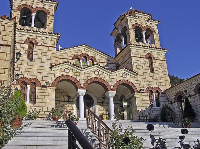 Монастырь Успения Пресвятой Богородицы или Панагия Малеви 71784