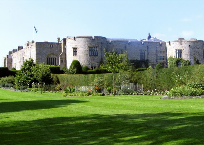 Чирк Касл (Chirk Castle - Scotland, Ireland and Wales) 48510