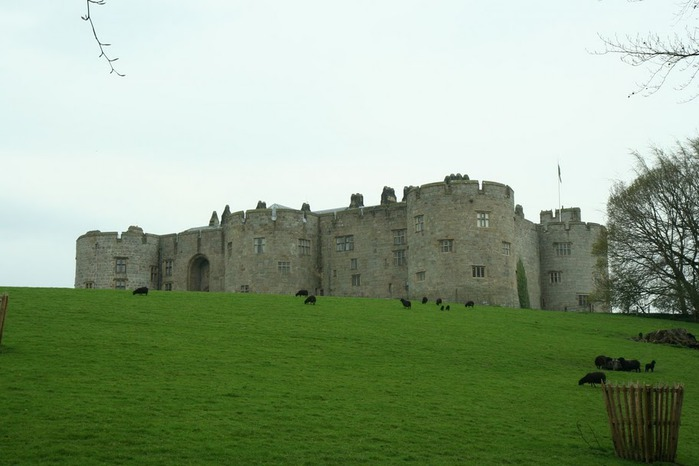 Чирк Касл (Chirk Castle - Scotland, Ireland and Wales) 58492