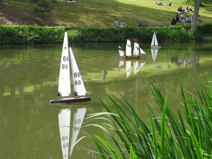 Сад Леонардсли - Leonardslee gardens 66730