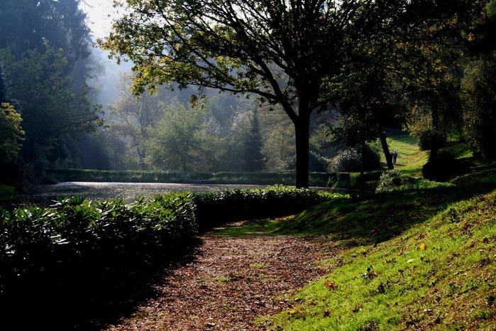 Сад Леонардсли - Leonardslee gardens 58490