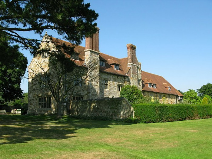 Michelham Priory 72685