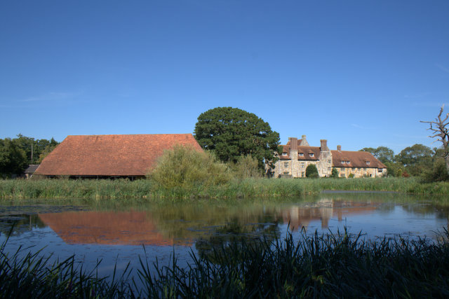 Michelham Priory 25670