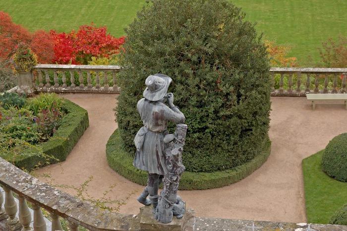 Замок Powis Castle, графство Поуис. 25879