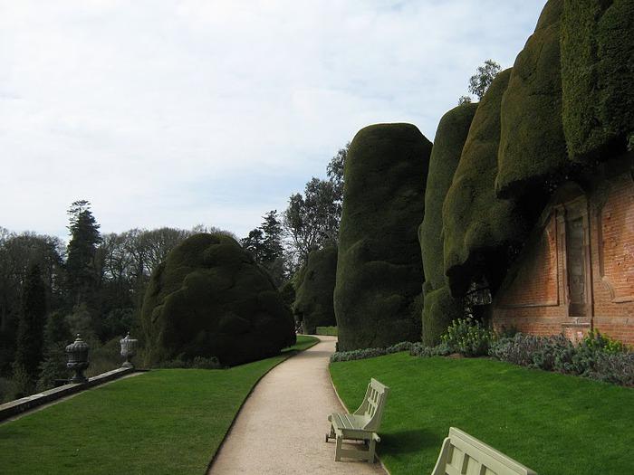 Замок Powis Castle, графство Поуис. 66854