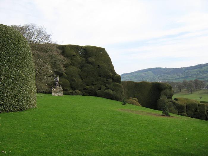 Замок Powis Castle, графство Поуис. 13602