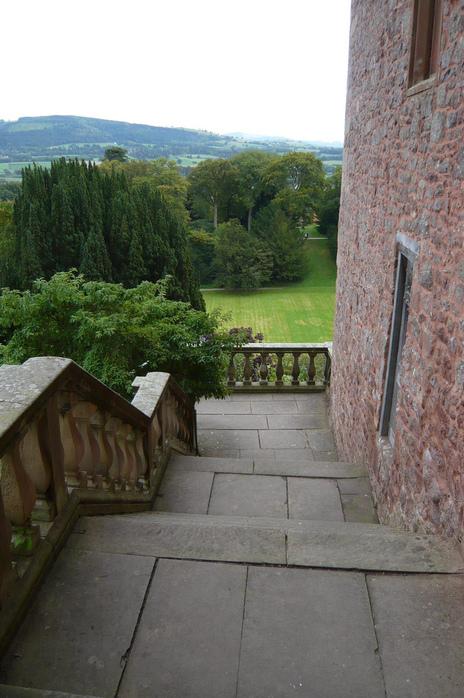 Замок Powis Castle, графство Поуис. 16708