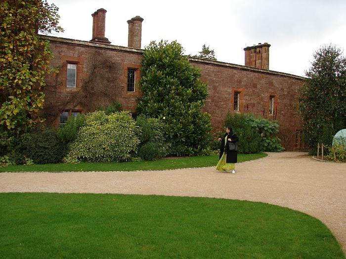 Замок Powis Castle, графство Поуис. 62479