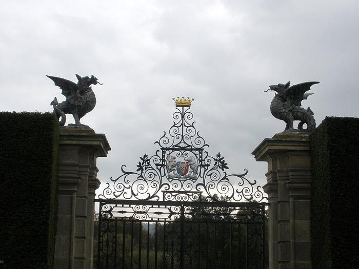 Замок Powis Castle, графство Поуис. 67479
