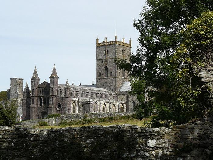 Собор Святого Давида (St David's Cathedral), Уэльс, Англия 42809