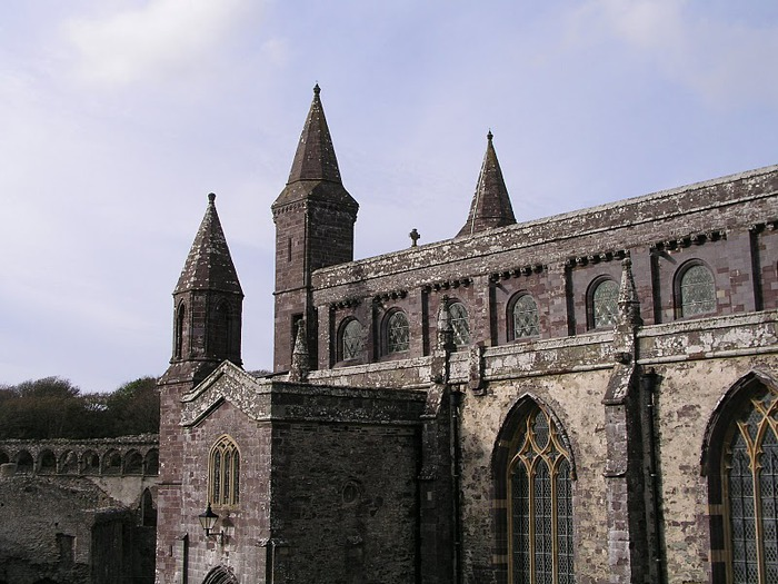 Собор Святого Давида (St David's Cathedral), Уэльс, Англия 94814