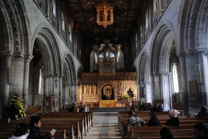 Собор Святого Давида (St David's Cathedral), Уэльс, Англия 60442