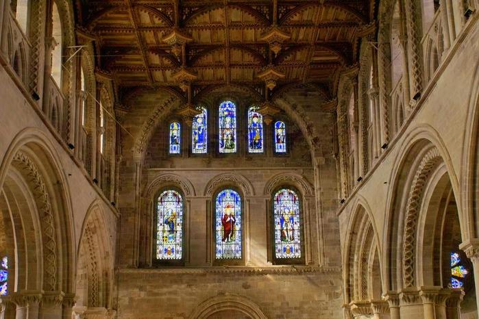 Собор Святого Давида (St David's Cathedral), Уэльс, Англия 44115