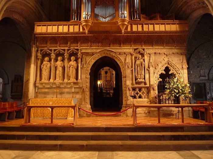 Собор Святого Давида (St David's Cathedral), Уэльс, Англия 68471