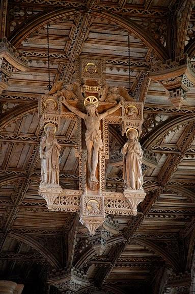 Собор Святого Давида (St David's Cathedral), Уэльс, Англия 14589