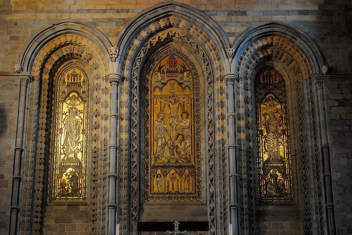 Собор Святого Давида (St David's Cathedral), Уэльс, Англия 42056