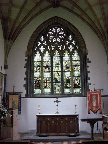 Собор Святого Давида (St David's Cathedral), Уэльс, Англия 80917
