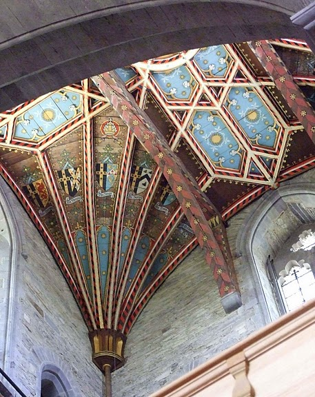 Собор Святого Давида (St David's Cathedral), Уэльс, Англия 40369