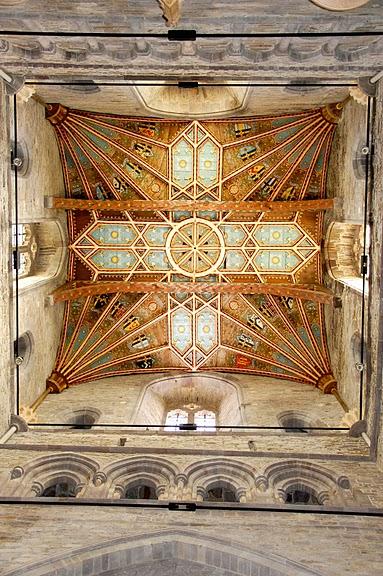 Собор Святого Давида (St David's Cathedral), Уэльс, Англия 66943