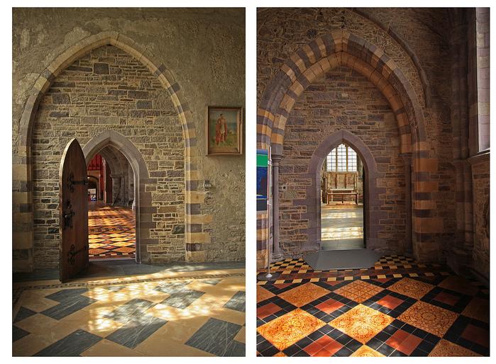 Собор Святого Давида (St David's Cathedral), Уэльс, Англия 64543