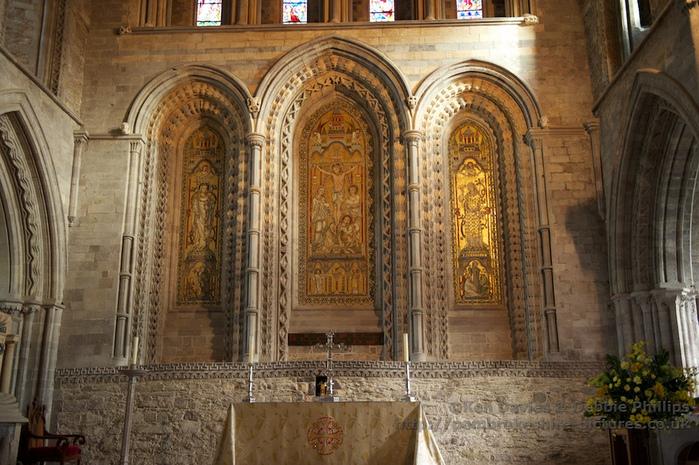 Собор Святого Давида (St David's Cathedral), Уэльс, Англия 16054