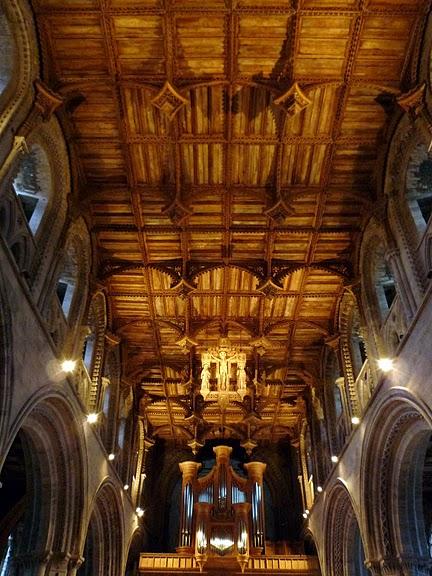 Собор Святого Давида (St David's Cathedral), Уэльс, Англия 53150