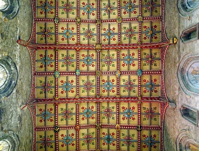 Собор Святого Давида (St David's Cathedral), Уэльс, Англия 93514