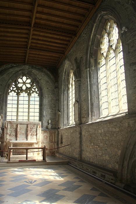 Собор Святого Давида (St David's Cathedral), Уэльс, Англия 80743