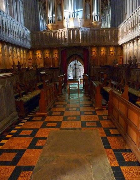 Собор Святого Давида (St David's Cathedral), Уэльс, Англия 51002
