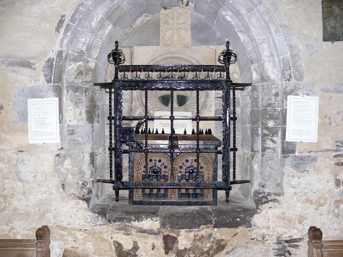 Собор Святого Давида (St David's Cathedral), Уэльс, Англия 51892