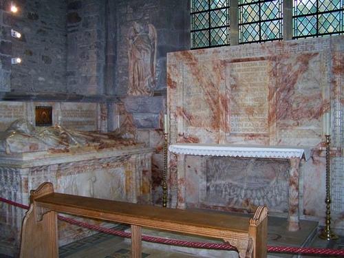 Собор Святого Давида (St David's Cathedral), Уэльс, Англия 94832
