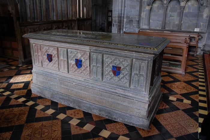 Собор Святого Давида (St David's Cathedral), Уэльс, Англия 79985
