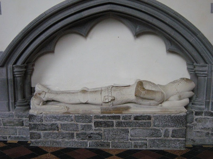 Собор Святого Давида (St David's Cathedral), Уэльс, Англия 39540